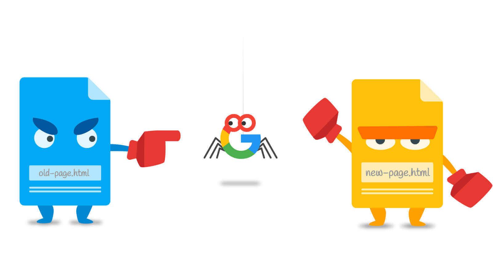 How to create a SEO friendly redirect