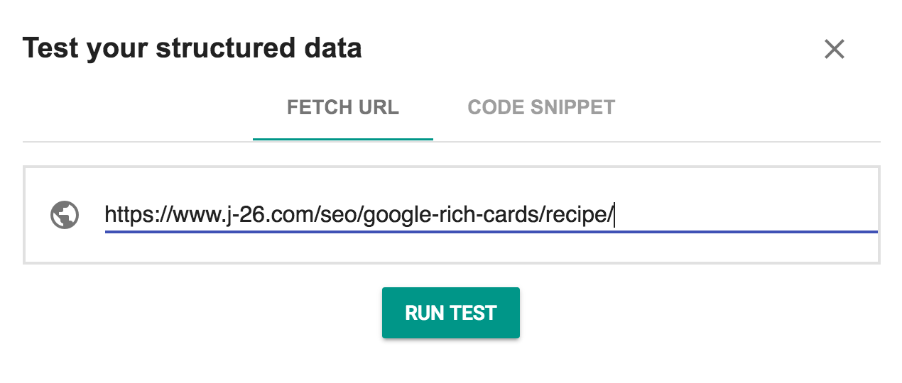 Verify your page's markup with Google's Schema tester.